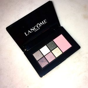 New! Lancome eyeshadow / blush makeup palette